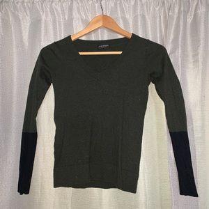 Multi toned Italian yarn sweater